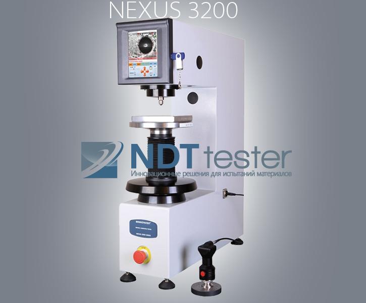Твердомер NEXUS 3200 | NEXUS 3200 XLM