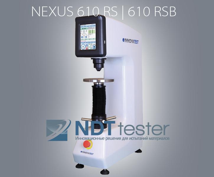 Твердомер NEXUS 610 RS | 610 RSB